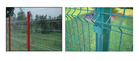 Welded Panel Fence Jeddah, Uae