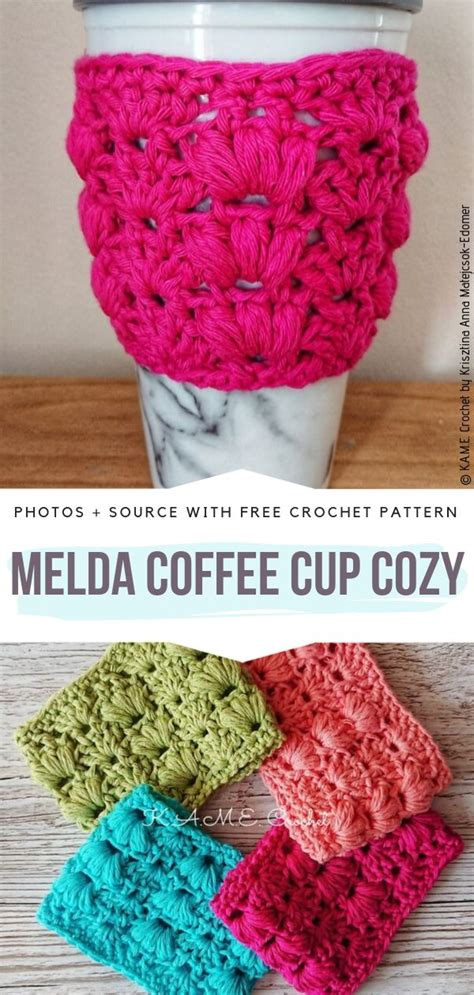 Crochet owl coffee/tea mug cozy free patterns. Cute and Simple Mug Cozy Ideas Free Crochet Patterns