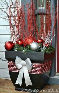 25, Top, Outdoor, Christmas, Decorations, On, Pinterest