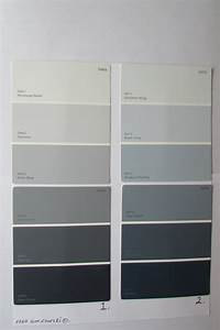 Different colors of grey for Different colors of grey