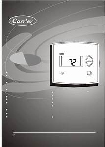 Carrier Manual Thermostats