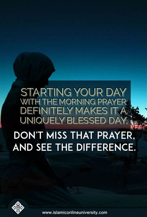 fajr   amazing prayer  helps   start  day