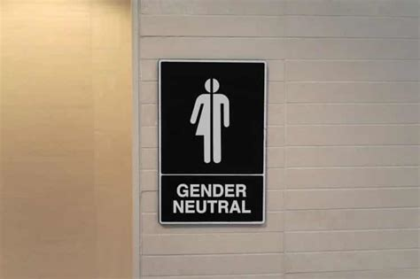 What Is A Gender Neutral Bathroom by Lgbt Push For Gender Neutral Toilets In All