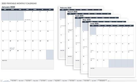 calendar excel includes template