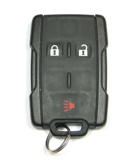Chevrolet Silverado Remote Keyless Entry Key Fob