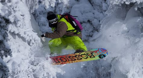 best freeride snowboards freeride snowboard chion xavier de le rue s top tips