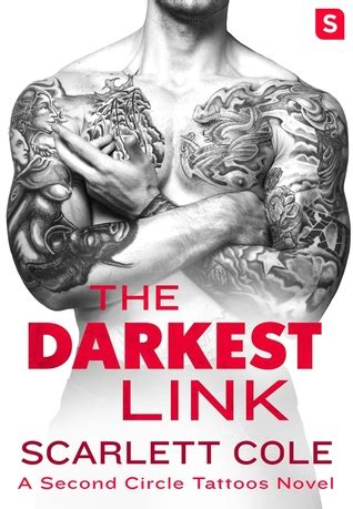 darkest link  circle tattoos   scarlett cole reviews discussion bookclubs