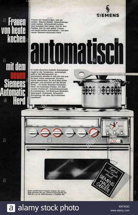 siemens domestic appliances advertising domestic appliances housewares advert for
