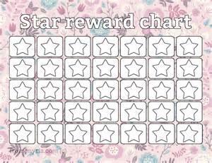 Free Printable Reward Star Chart
