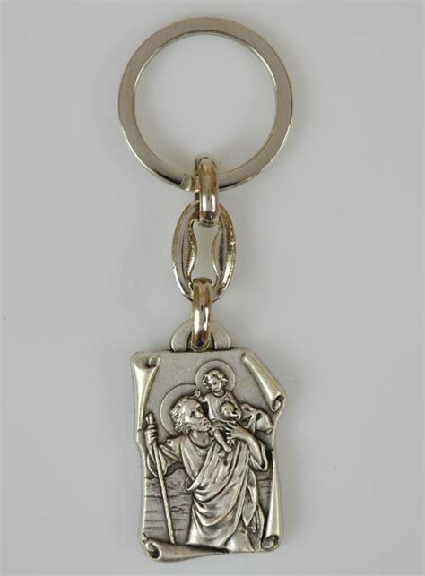 porte cl 233 s christophe patron des voyageurs la boutique des chr 233 tiens