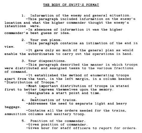 history   paragraph opord