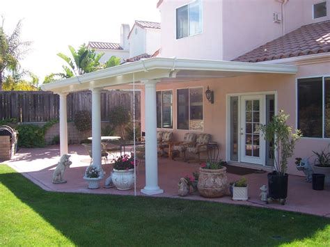aluminum patio covers chula vista aluminum patio covers