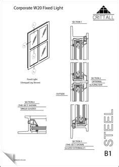 Metal Window Frame - View Specifications & Details of