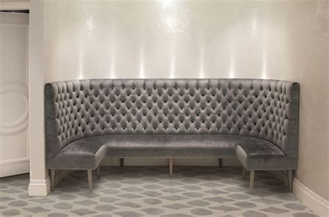 settee banquette banquette dining room settee banquettes