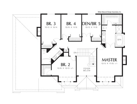 5 bedroom country house plans country house plan 2212g the melbourne 2539 sqft 5