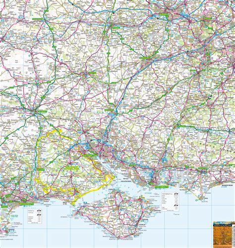 hampshire map car radio gps