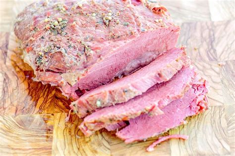 Our instant pot prime rib is as easy as it gets and delicious, too. Insta Pot Corned Beef is the perfect recipe to serve this St. Patrick's Day. Whether you serve ...
