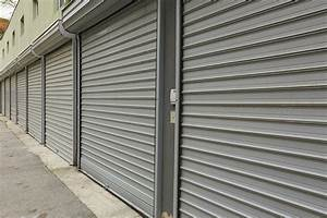 Porte de garage acier budget maisoncom for Porte garage acier