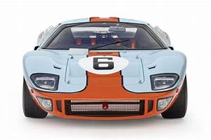 Promoted | Build your own 1:8-scale Ford GT40 | Classic & Sports Car
