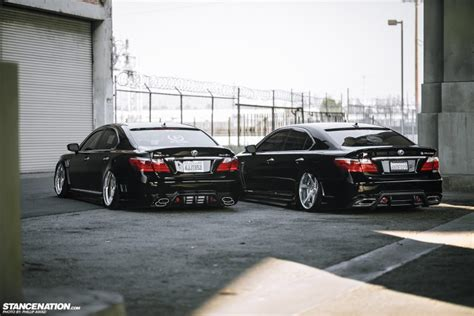 cool lexus ls460 tuan and jimmys ls460 lexuses cool car modification