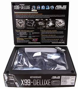 Feature Overview  U0026 Unboxing  Asus X99 Deluxe