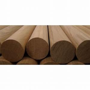 Main Courante En Bois : cnsmcbch3000 main courante bois en ch ne 300 cm 42 ou ~ Nature-et-papiers.com Idées de Décoration