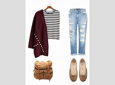 20 Cute Outfits for School to Rock Out