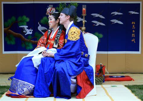 korean traditional wedding koreabridge