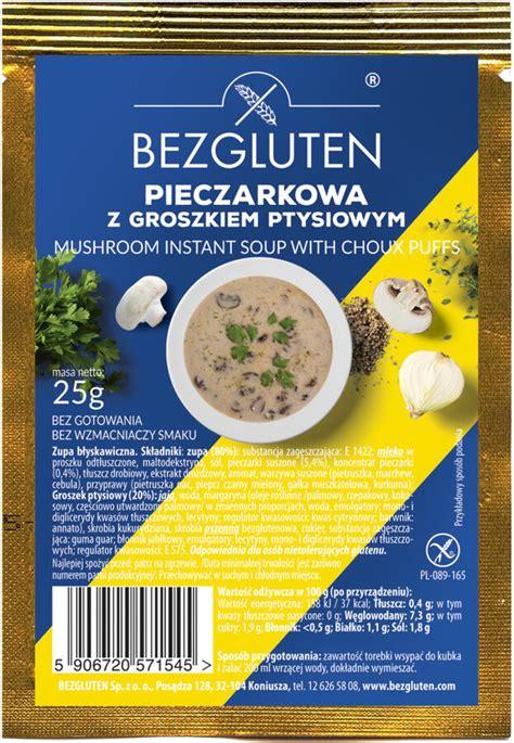 Bezglutēna sēņu zupiņa (1 porcija) ar maizes bumbiņām, 25 ...