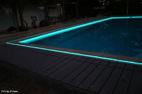 glow in the mosaic tiles for the home and pool