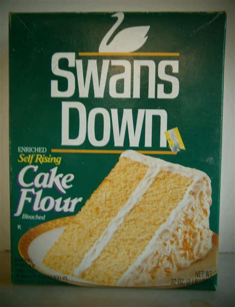 hell   rising cake flour