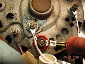 Is This The Correct Alternator Wiring