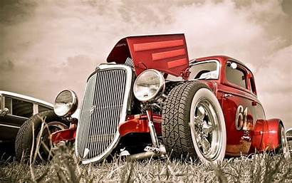 Cars Wallpapers Lowrider Desktop Classic Rod Cool