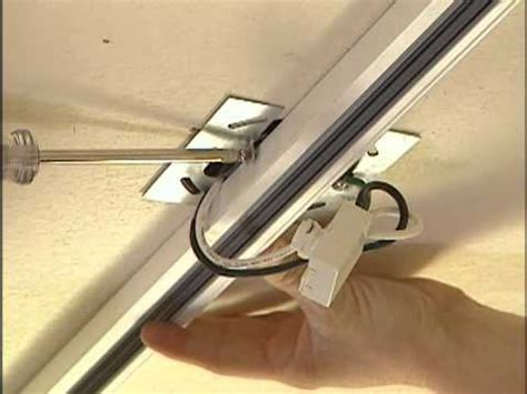 track lighting without wiring. Installing Track Lighting Diy 5148 Youtube Track Lighting Without Wiring 2