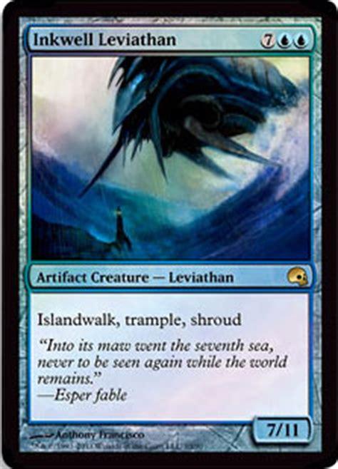 graveborn deck list visual inkwell leviathan from graveborn spoiler