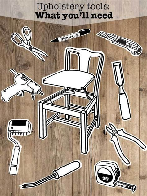 Diy Upholstery Supplies by 30 Diy Upholstery Tools For The Beginner To Intermediate