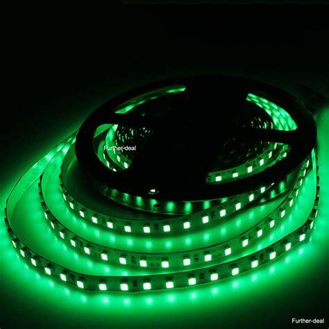 indoor 3528 smd led strip green 5m 600leds smd 3528 led strip lights flexible tape