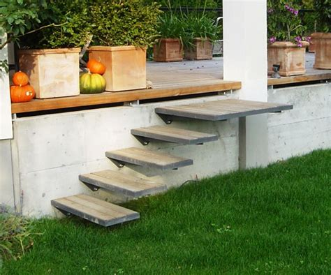 Treppe Für Terrasse by Terrassentreppe Au 223 Entreppe Terrassen Treppe Treppe