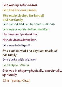 The Proverbs 31... Famous Virtuous Quotes