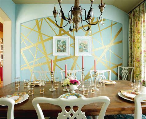 home design gold blue gold interior decor room house decor picture