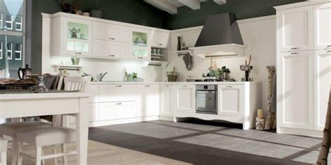 Cucine Moderne Bianche E Legno by Cucine Country Chic Soprattutto Bianche O Tinta Legno