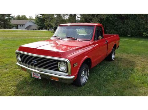 C10 Classifieds by 1972 Chevrolet C10 For Sale 1934829 Hemmings Motor News