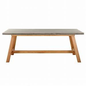 Soldes Table De Jardin : table de jardin pas cher promo et soldes la deco ~ Edinachiropracticcenter.com Idées de Décoration