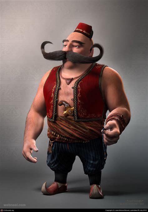astonishing  character designs   inspiration