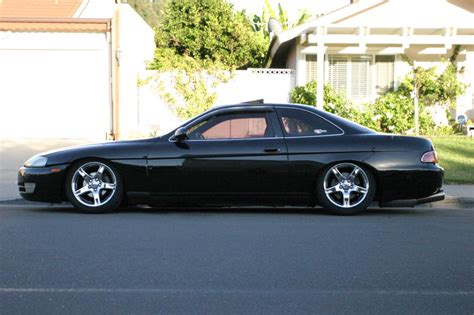 lexus sc400 lowered any pics of sc 39 s w stock rims lowered page 2