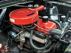 200 C I  Inline 6 Cylinder Engine For The 1965 Ford