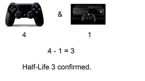 Half Life 3 Confirmed Meme - half life 3 confirmed fettspielen blog