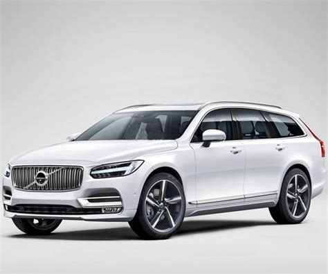 New Volvo 2016 by New Volvo V90 2016 Release Date Price
