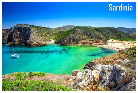 Sardinia Italy Detailed Climate Information And Monthly