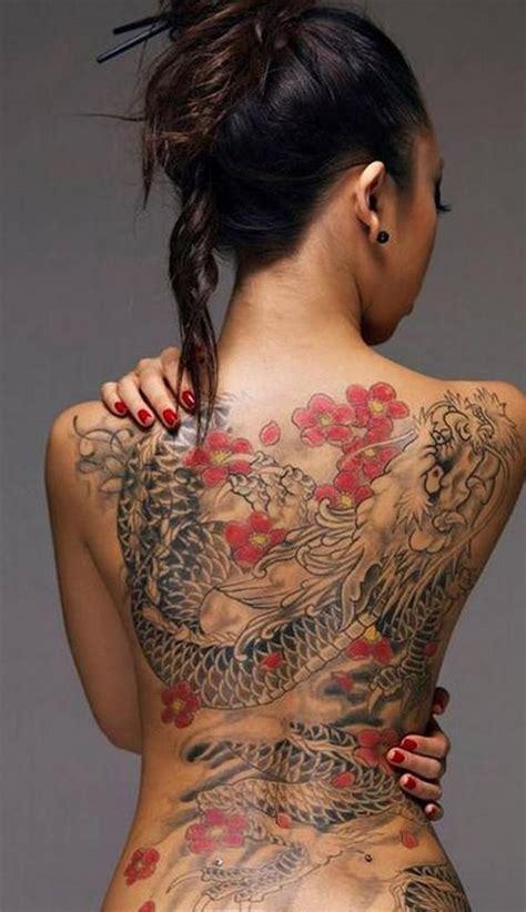 Tatouage Dragon Idées Magnifiques Pour Hommes Et Femmes